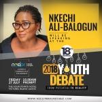Speaker-NkechiAli-Balogun
